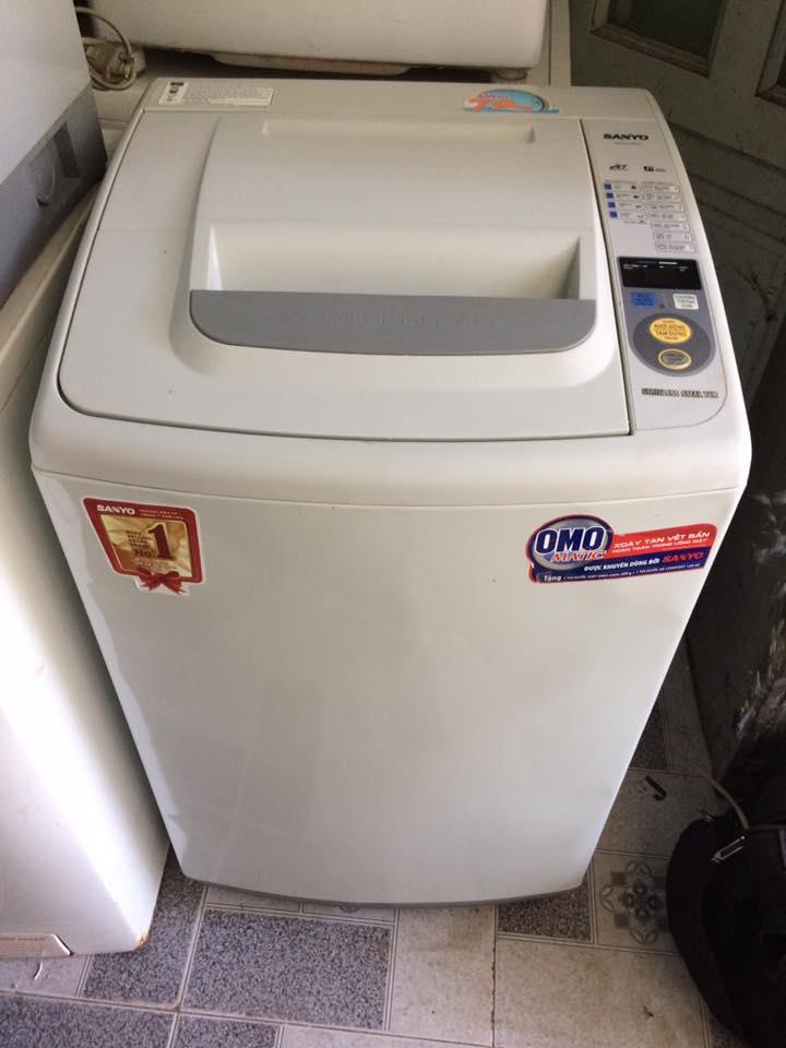 Sơn máy giặt, làm đồng máy giặt đẹp nhất tphcm