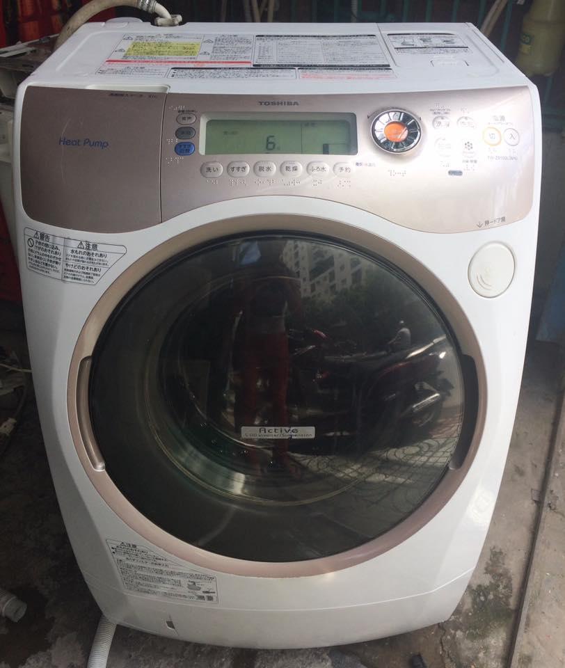 Sửa máy giặt nội địa nhật khu vực bình chánh TPHCM