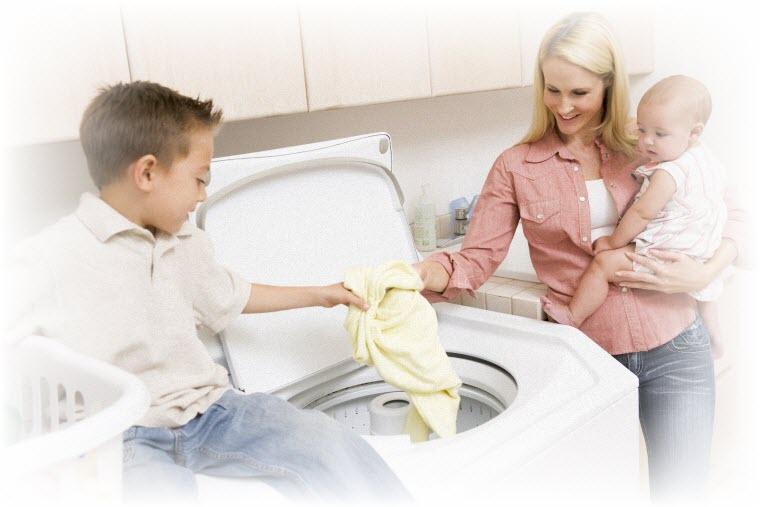 Sửa máy giặt nội địa nhật quận Tân Phú