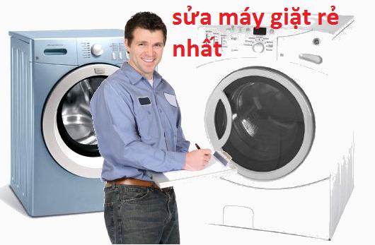 Sửa máy giặt quận Gò Vấp sửa máy giặt tphcm giá rẻ
