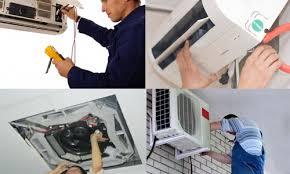 Sửa máy lạnh quận 1|bơm ga máy lạnh quận 1 giá rẻ