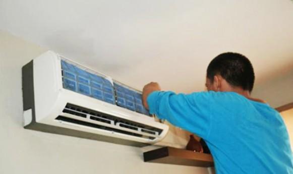 Sửa máy lạnh - vệ sinh máy lạnh quận 4 giá rẻ