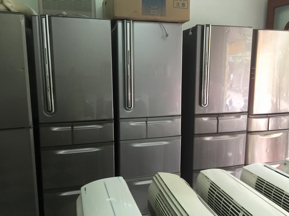 Sửa tủ lạnh nội địa nhật mất nguồn tại nhà TPHCM