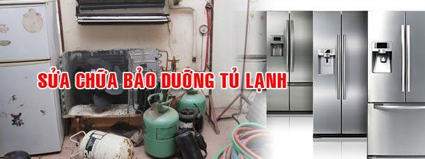 Sửa tủ lạnh nội địa Nhật tại TPHCM giá rẻ