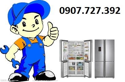 Sửa tủ lạnh quận 6 | Bơm gas tủ lạnh quận 6