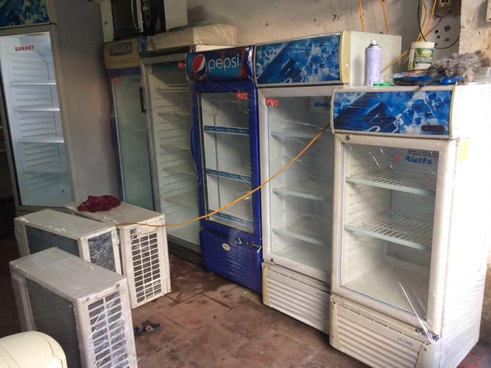Sửa tủ mát tại nhà TPHCM|sửa tủ mát xì ga