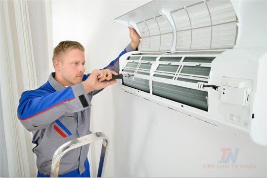 Dịch vụ Tháo ráp máy lạnh quận 11  -0907.727.392