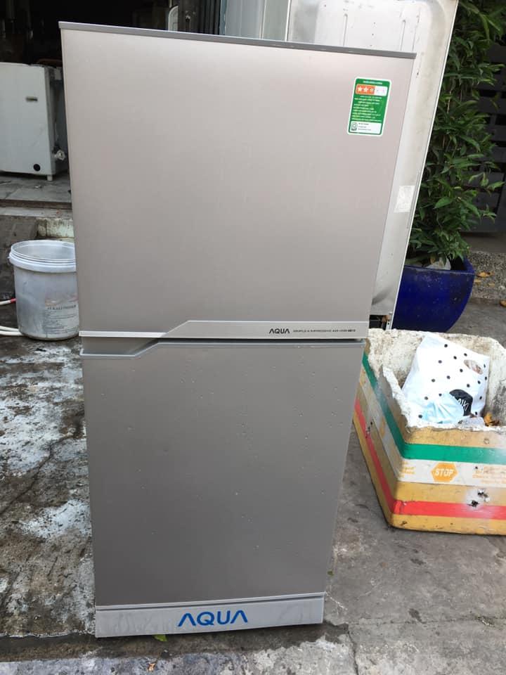 Tủ lạnh Aqua (123 lít) mới 98%