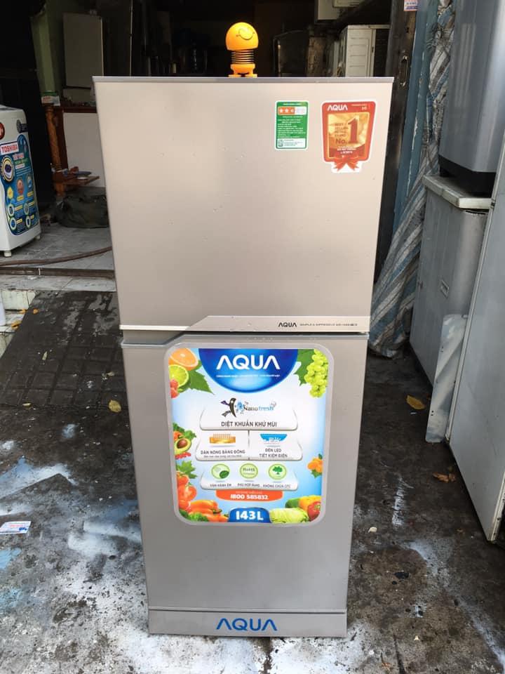 Tủ lạnh Aqua (143 lít) không đóng tuyết