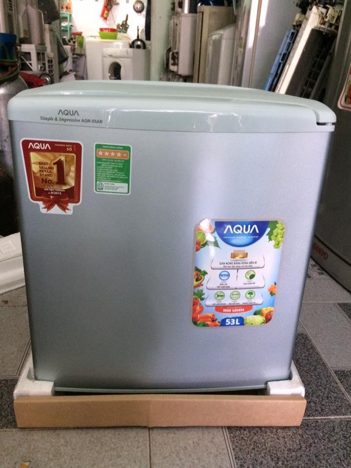Tủ lạnh AQua 50 lít mới 99%