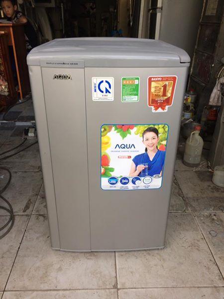 Tủ lạnh Aqua 93L mới 95%