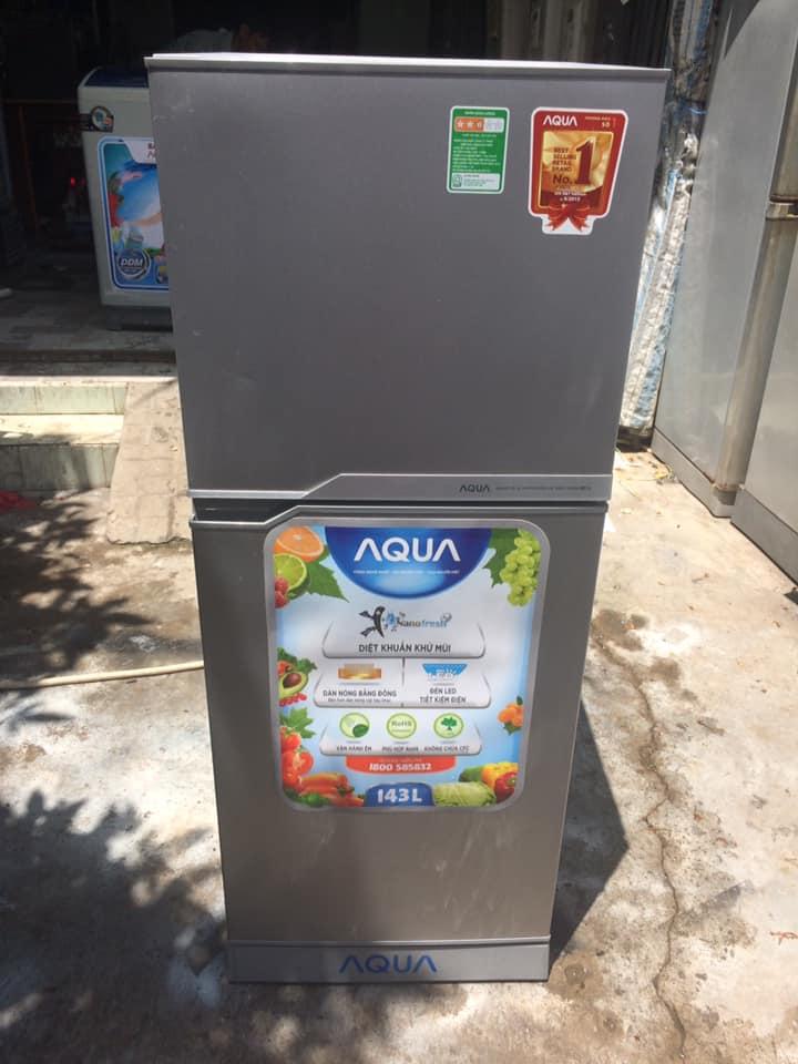 Tủ lạnh Aqua AQR-145BN( 143 lít) k đóng tuyết