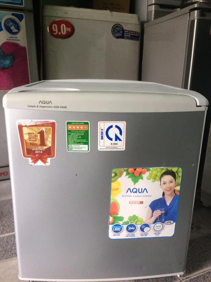 Tủ lạnh Aqua AQR-55AR (53 lít)
