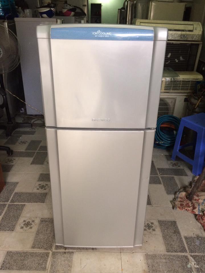 Tủ lạnh Daewoo VR-15K10/11/12 150 lít không đóng tuyết