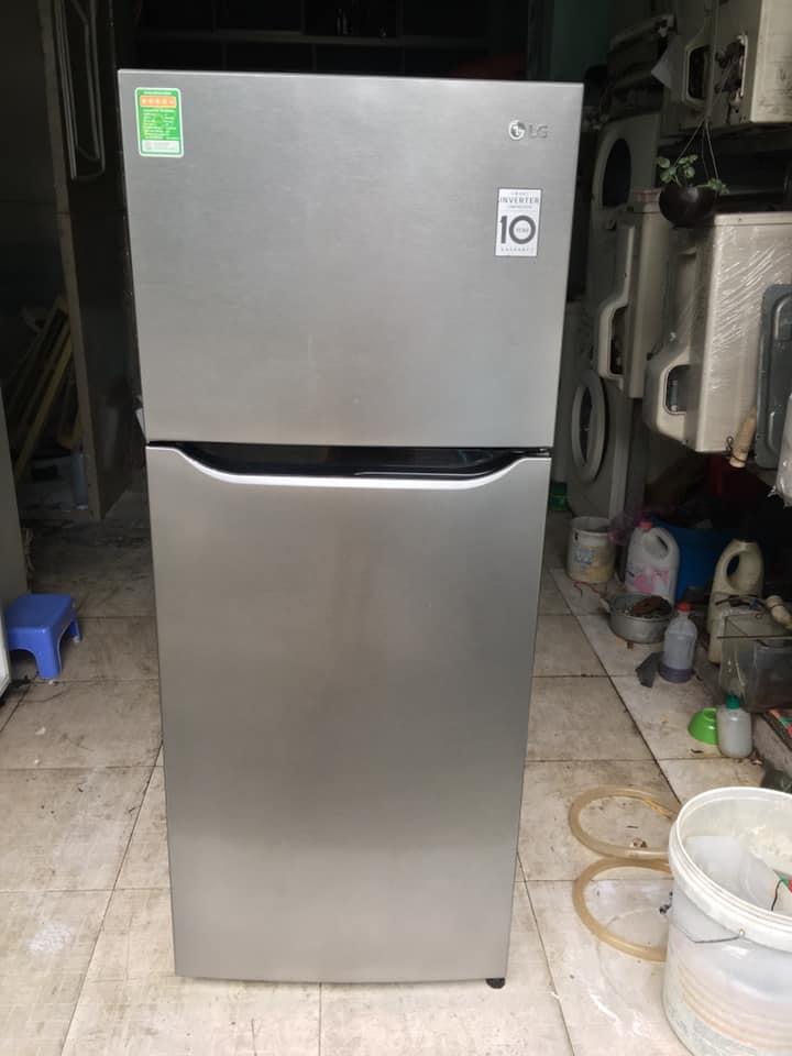 Tủ lạnh LG (187 lít) inverter tiết kiệm điện