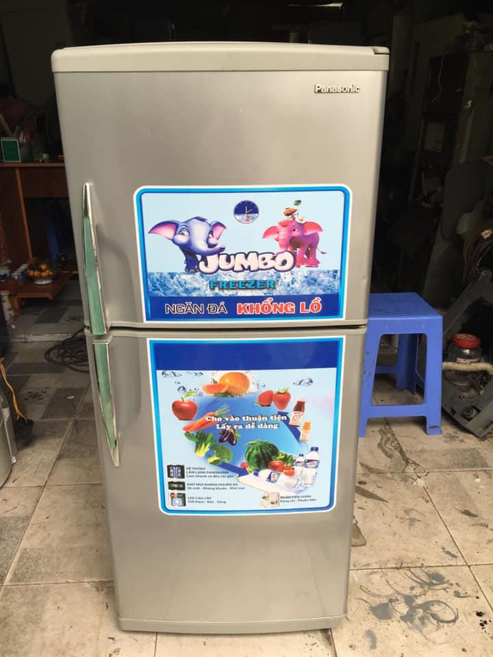 Tủ lạnh Panasonic (153lit) k đóng tuyết