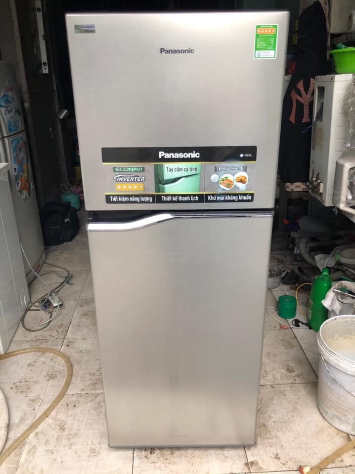 Tủ lạnh Panasonic (188 lít) inverter tiết kiệm điện