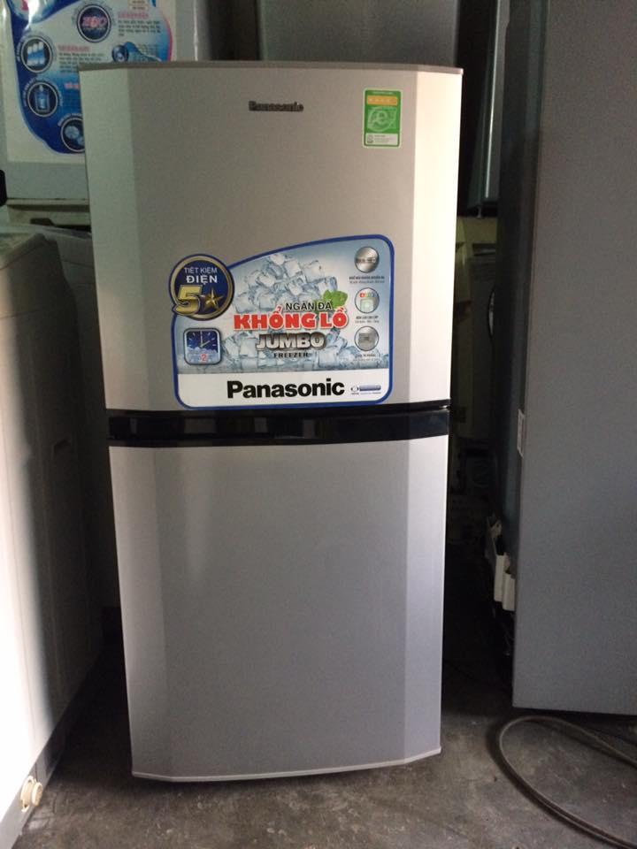 Tủ Lạnh Panasonic 130 lít không đóng tuyết mới 95%