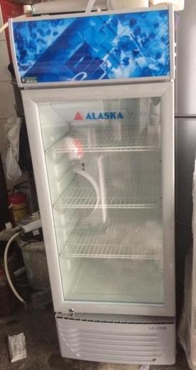 Tủ lạnh sài ga gì?