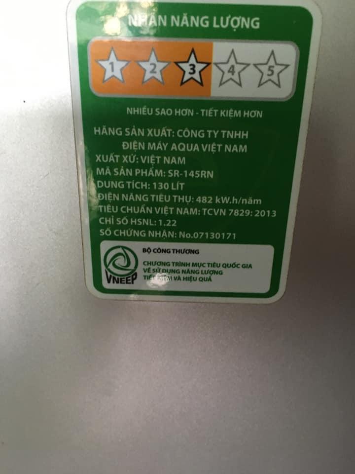 Tủ lạnh Sanyo (130 lít) không đóng tuyết