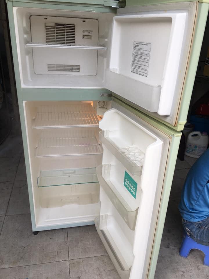 Tủ lạnh Sanyo (145 lít) không đóng tuyết