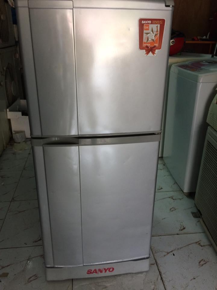 Tủ lạnh Sanyo 110 lít không đóng tuyết