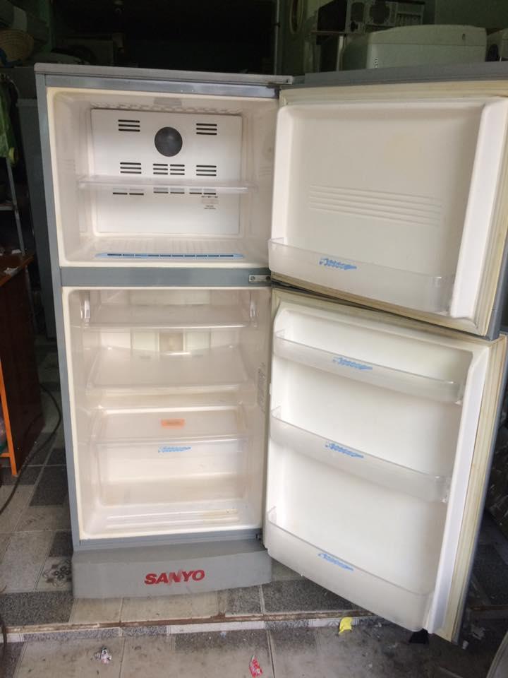 Tủ lạnh Sanyo 200 lít không đóng tuyết