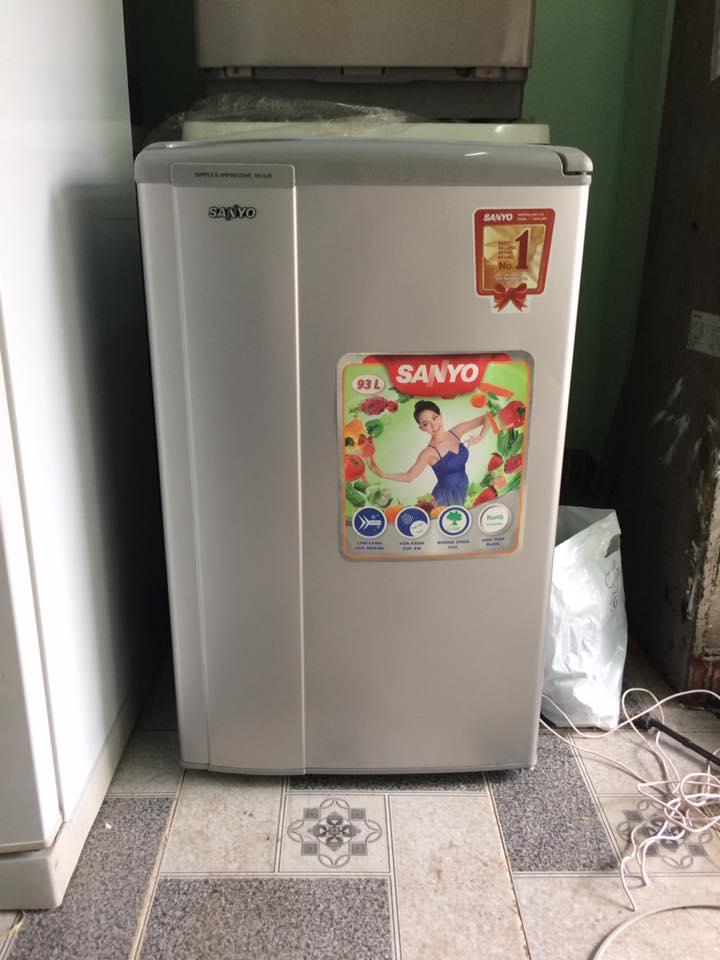 Tủ lạnh Sanyo 90 lít mới 95%