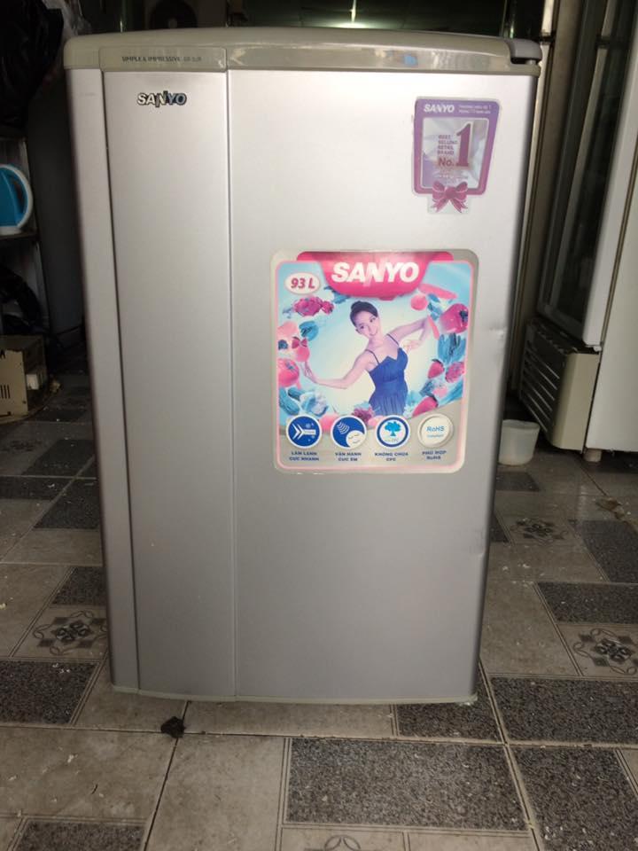 Tủ lạnh Sanyo 93 lít