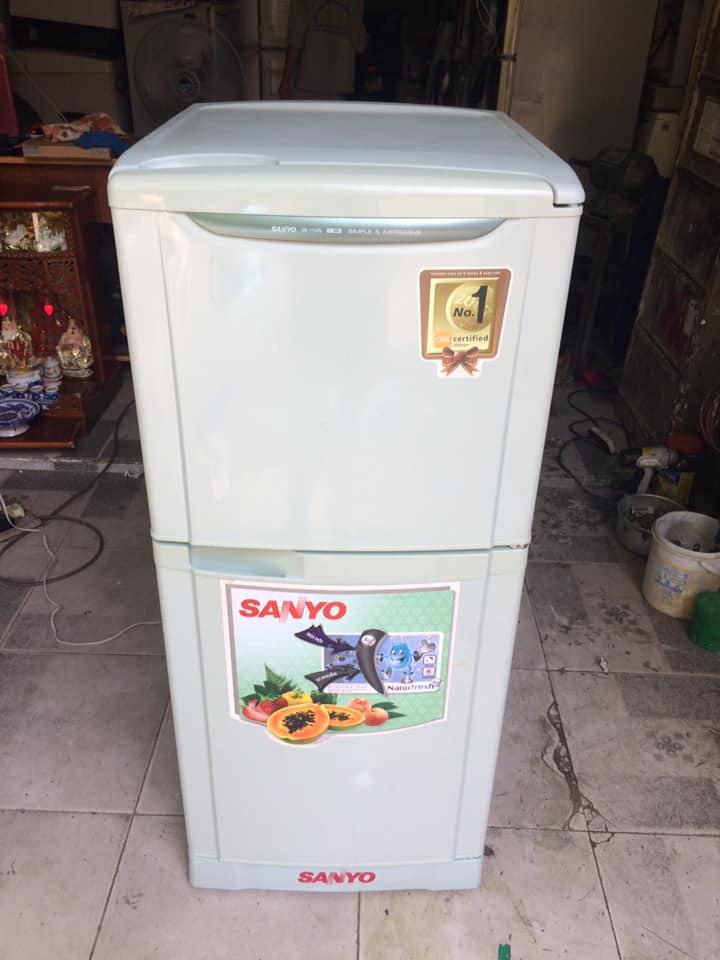 Tủ lạnh Sanyo SR-11HN (110 lít) k đóng tuyết