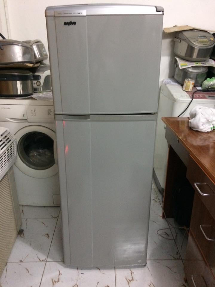 Tủ lạnh Sanyo SR-14JD 140 lít mới 90%