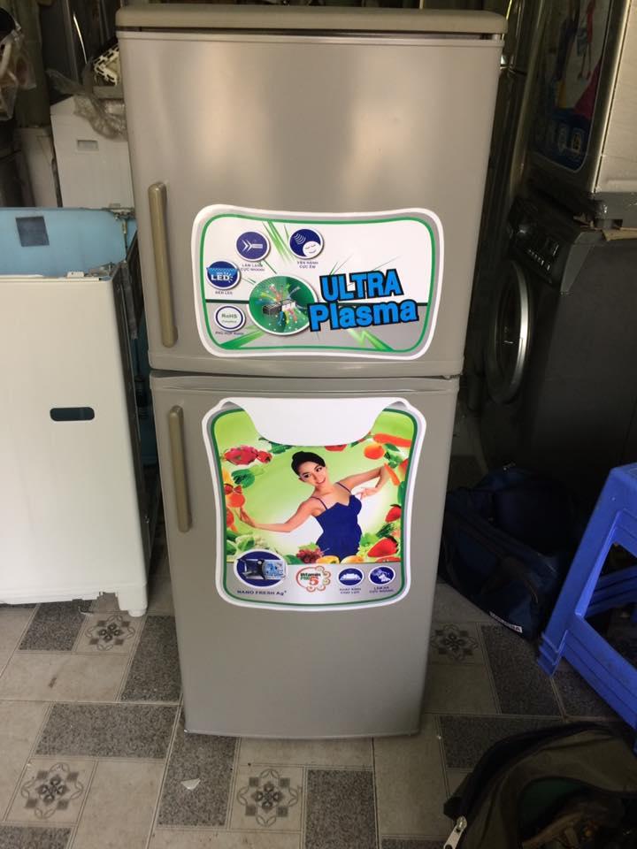 Tủ lạnh Sanyo SR-15DGA 140 lít đóng tuyết