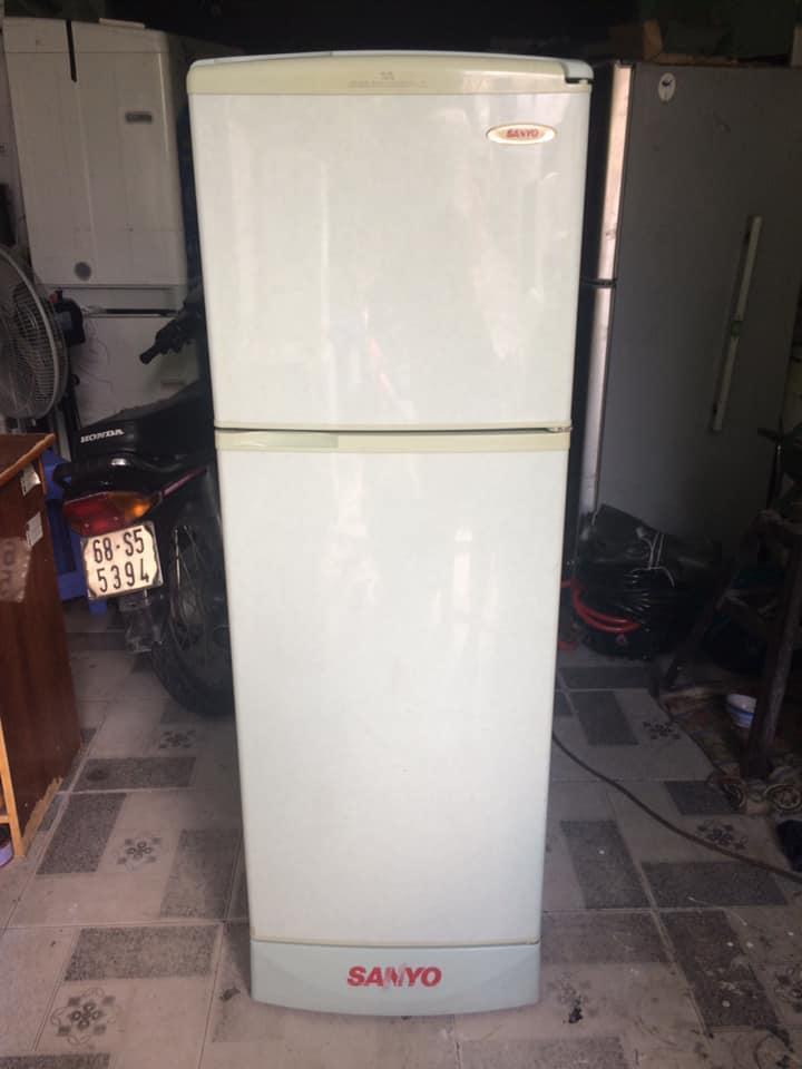 Tủ lạnh Sanyo SR-15SN (150 lít) k đóng tuyết