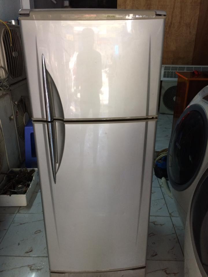 Tủ Lạnh Sanyo SR-18CN 180 lít không đóng tuyết