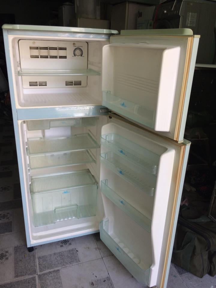 Tủ lạnh Sanyo SR-18VN 180 lít không đóng tuyết