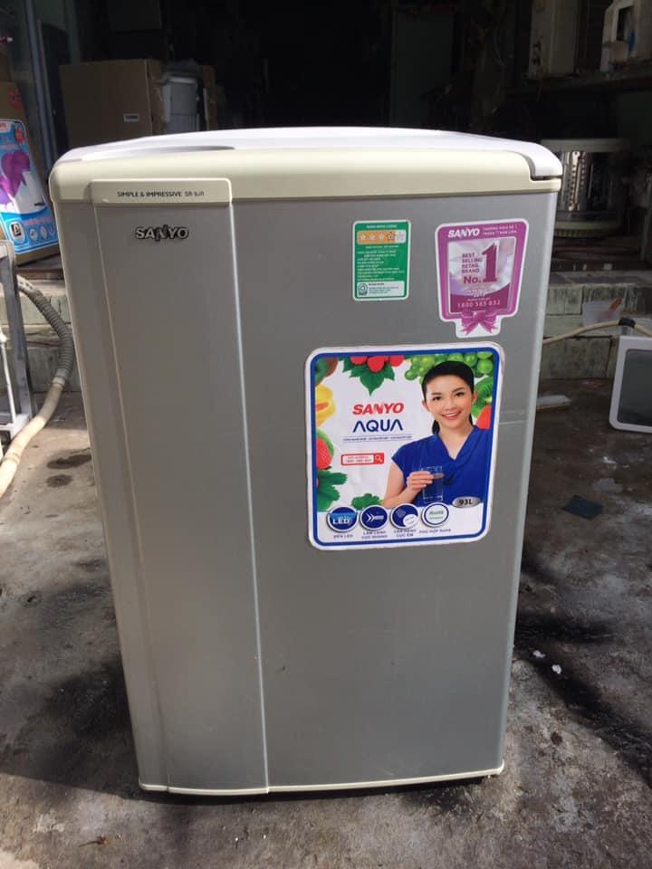 Tủ lạnh Sanyo SR-9JR (90 lít)