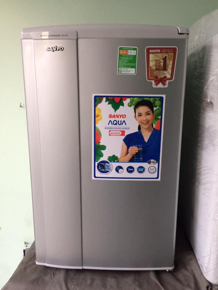 Tủ lạnh Sanyo SR-9JR (SH) 93 lít