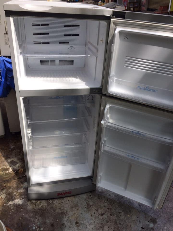 Tủ lạnh Sanyo SR-S185PN (180 lít) k đóng tuyết
