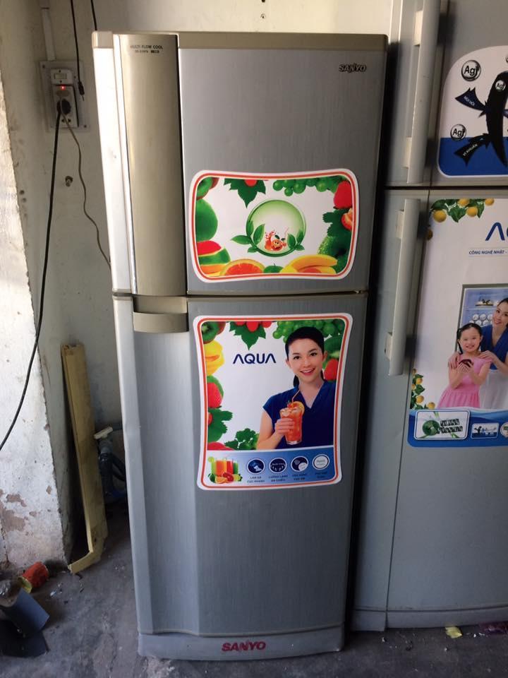 Tủ lạnh Sanyo SR-S19FN 186 lít không đóng tuyết