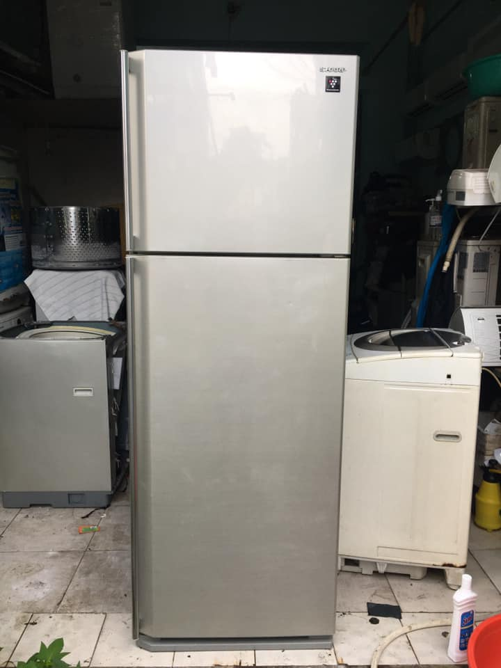 Tủ lạnh Sharp (431lít) không đóng tuyết
