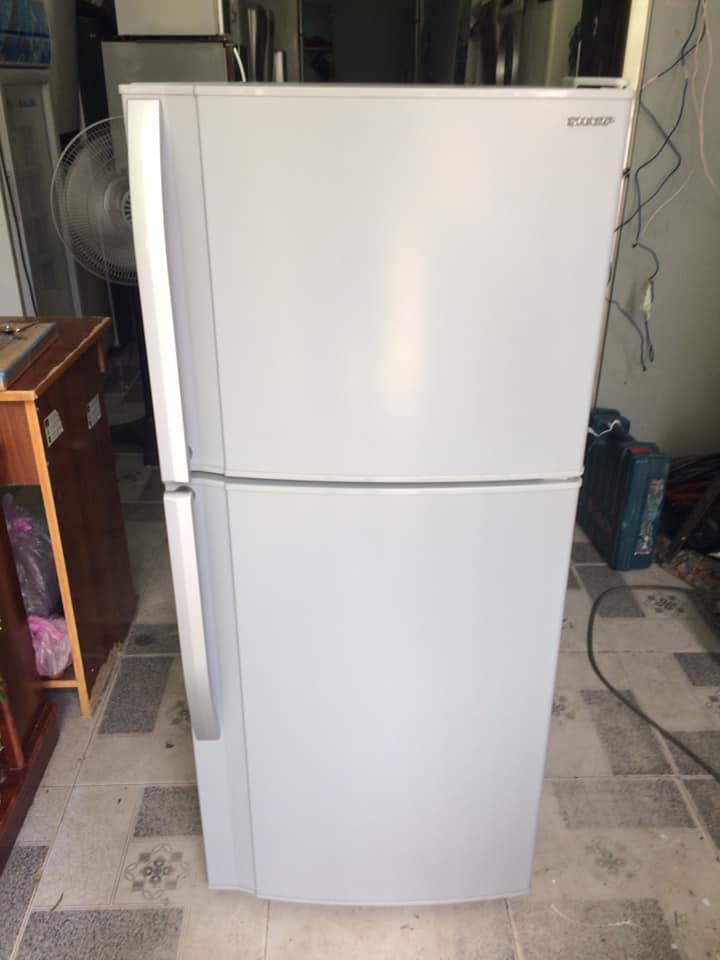 Tủ lạnh Sharp SJ-230MN-SL (194 lít) k đóng tuyết