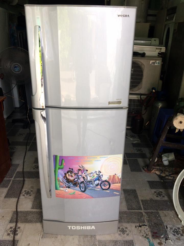 Tủ lạnh Toshiba GR-R21VPD 188 lít không đóng tuyết