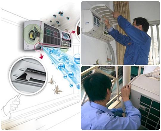 Vệ sinh máy lạnh quận 11 giá rẻ| bơm ga máy lạnh quận 11 giá rẻ